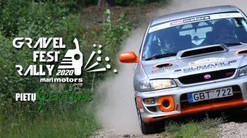 Gravel Fest Rally 2020 apžvalga! Video.