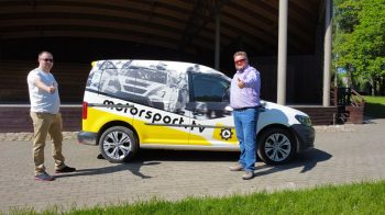 """""""Gravel Fest Rally – Lazdijai"""" staigmena autosporto gerbėjams – tiesioginė transliacija per """"Motorsport.tv"""""""