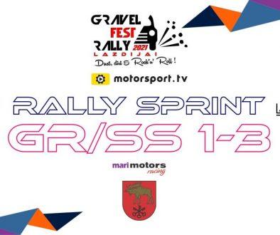 Skelbiame Gravel Fest Rally – Lazdijai 2021 žemėlapius!